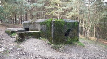 WWII pillbox